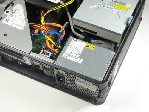 small resolution of dell optiplex 745 small form factor power supply replacement