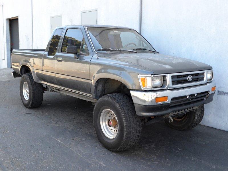1989 Toyota Pickup Starter