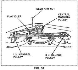 SOLVED: blade belt does not engage,motor still runs