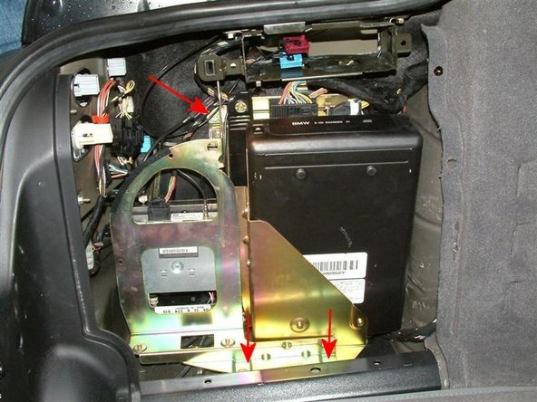 Repair Guides Electrical System 1998 Audio And Antenna
