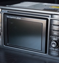 audi navigation plus rns d repair ifixit navigation unit audi rns d wiring diagram  [ 5116 x 3837 Pixel ]