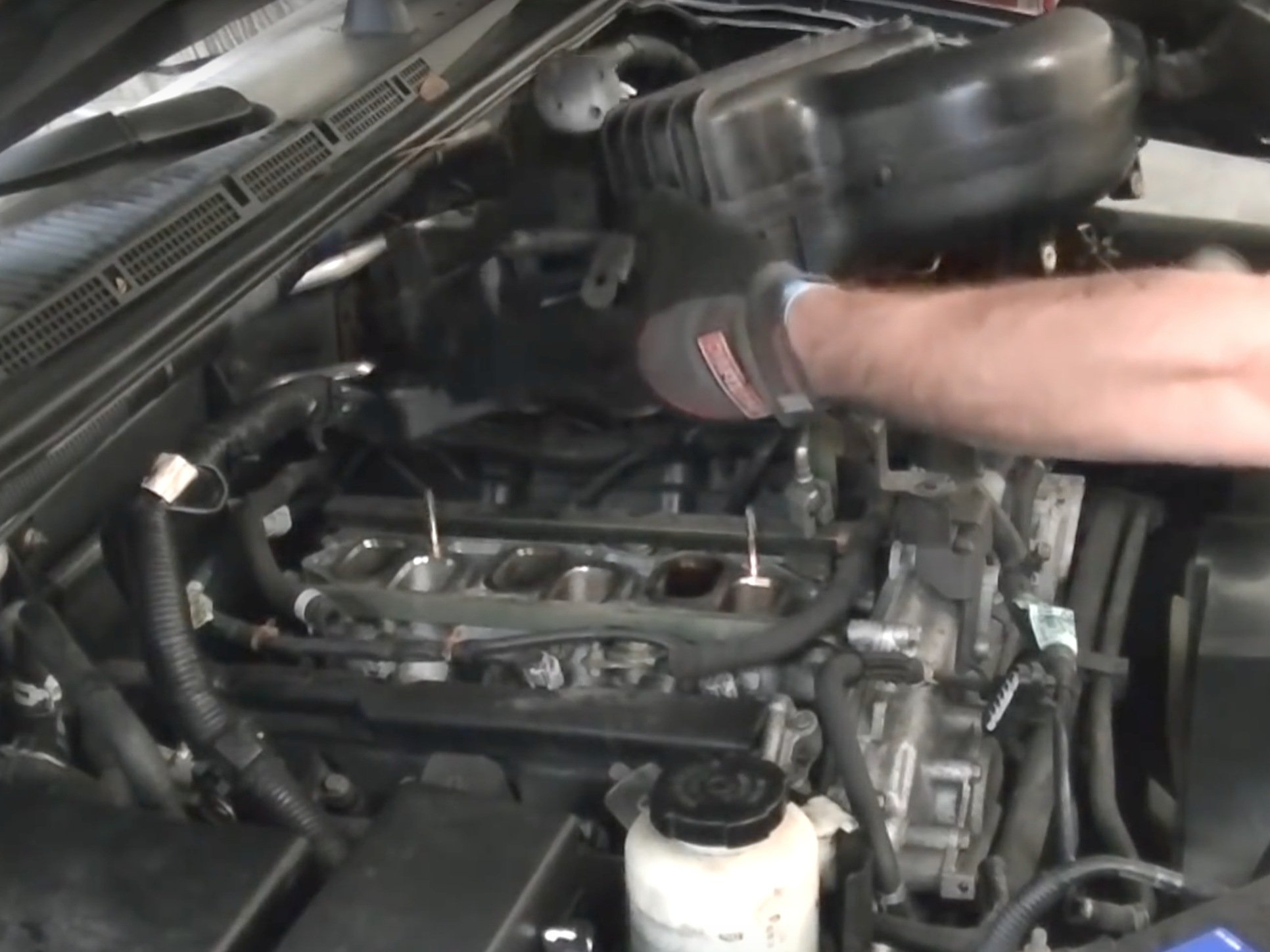 hight resolution of 2005 2015 nissan xterra spark plug replacement 2005 2006 2007 2008 2009 2010 2011 2012 2013 2014 2015 ifixit repair guide