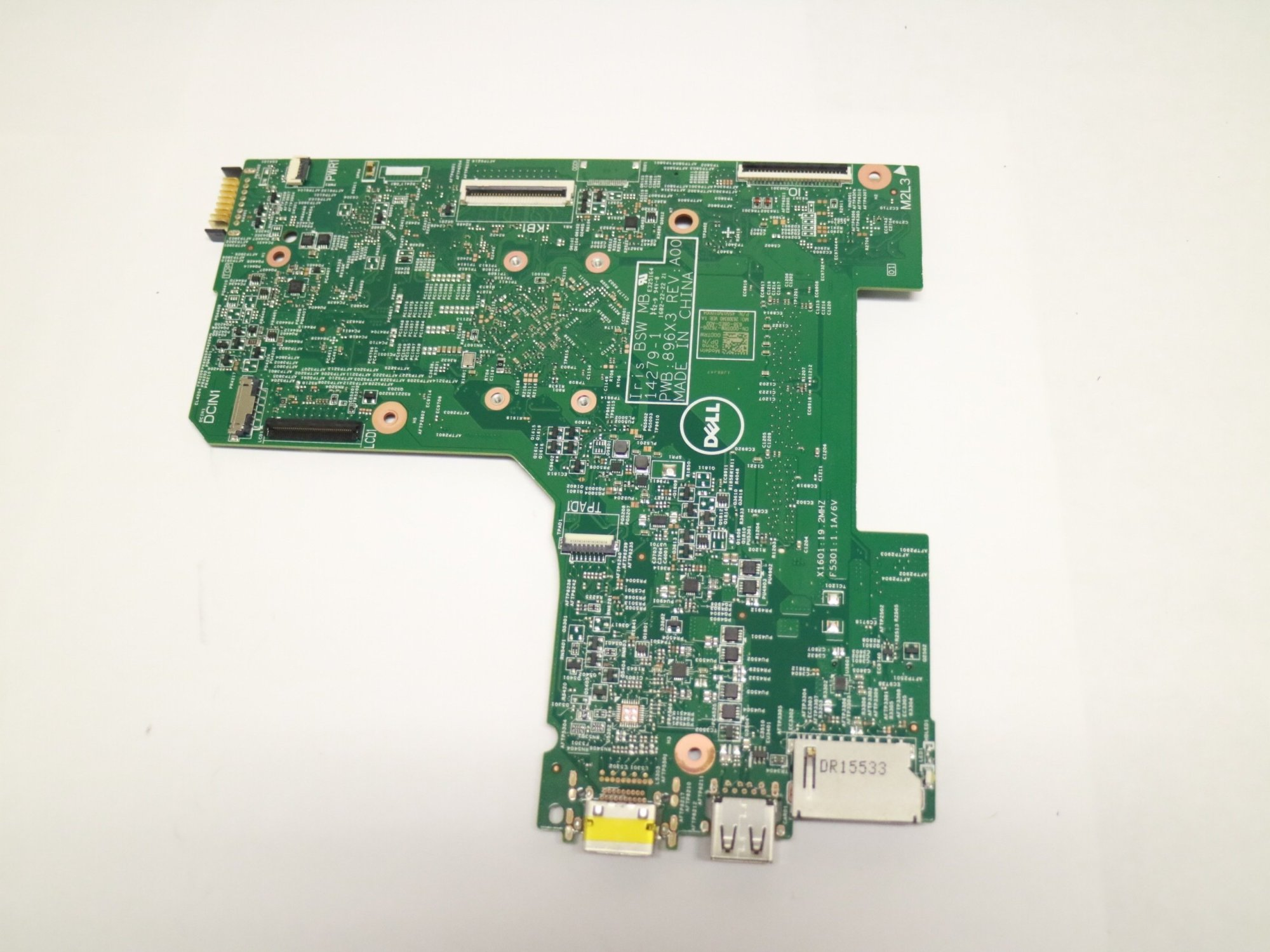 hight resolution of dell inspiron 14 3452 motherboard replacement ifixit repair guide dell motherboard diagram quotes