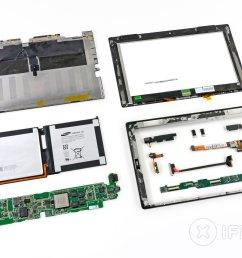 microsoft surface teardown ifixit 3 way switch wiring diagram [ 3360 x 2520 Pixel ]