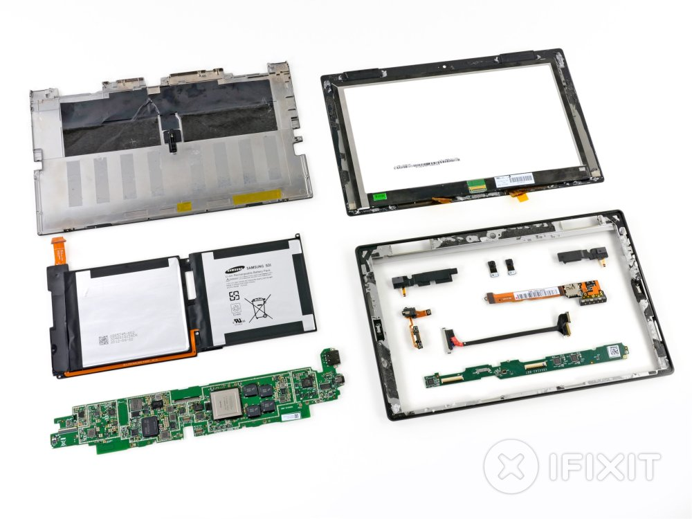 medium resolution of microsoft surface teardown ifixit 3 way switch wiring diagram