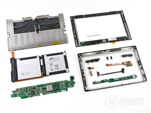 small resolution of microsoft surface teardown ifixit 3 way switch wiring diagram