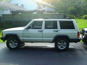 19972001 Jeep Cherokee XJ Repair (1997, 1998, 1999, 2000