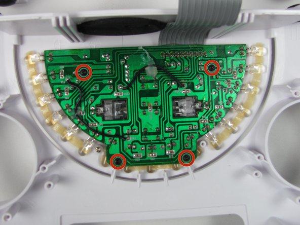 Sharper Image IPulse SI325 LED Lights Replacement