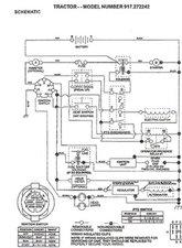 john deere 317 ignition switch wiring diagram suzuki grand vitara parts solved how do i wire a new craftsman riding mower block image