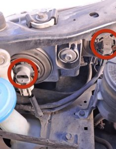Locate the head light bulbs and connectors directly behind headlights on either side of also honda accord headlight bulb replacement rh ifixit