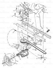 Murray Riding Lawn Mower Belt Diagram : murray, riding, mower, diagram, Diagram, Murray, Riding, Mower, IFixit