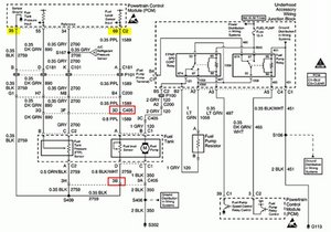 Wiring diagram 2000 grand prix  19972003 Pontiac Grand