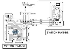 SOLVED: Sharp CD-RW5000 micro shelf system front door