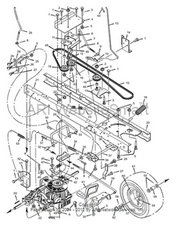 SOLVED: diagram to show how to fit murray ride on mower