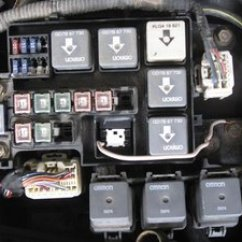 Wiring Diagram For Fuel Pump Relay Square D Solved: Where Is The Relay? - 1998-2002 Mazda 626 Ifixit