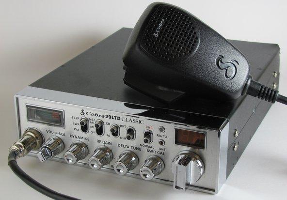 Cobra Cb Radio Mic Wiring Diagram Cb Radio Wiring Cb Radio To Fuse