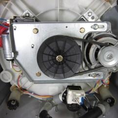 Kenmore 70 Series Washer Diagram 2002 Mitsubishi Lancer Radio Wiring 110 Washing Machine Repair Ifixit Drive Belt