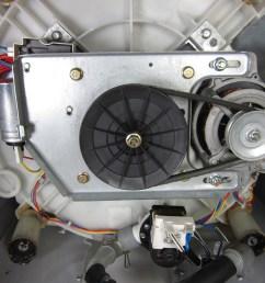 kenmore 110 series washing machine repair ifixit drive belt kenmore 80 series washing machine wiring diagram  [ 4000 x 3000 Pixel ]
