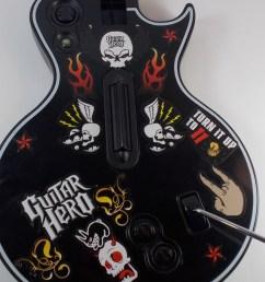 les paul wireless guitar body teardown [ 1500 x 1125 Pixel ]