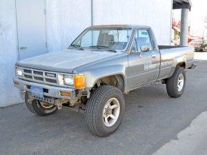19841988 Toyota Pickup Repair (1984, 1985, 1986, 1987