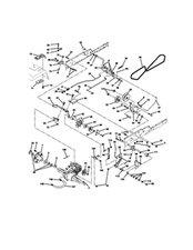 SOLVED: Drive belt schematics for model 917.273100s