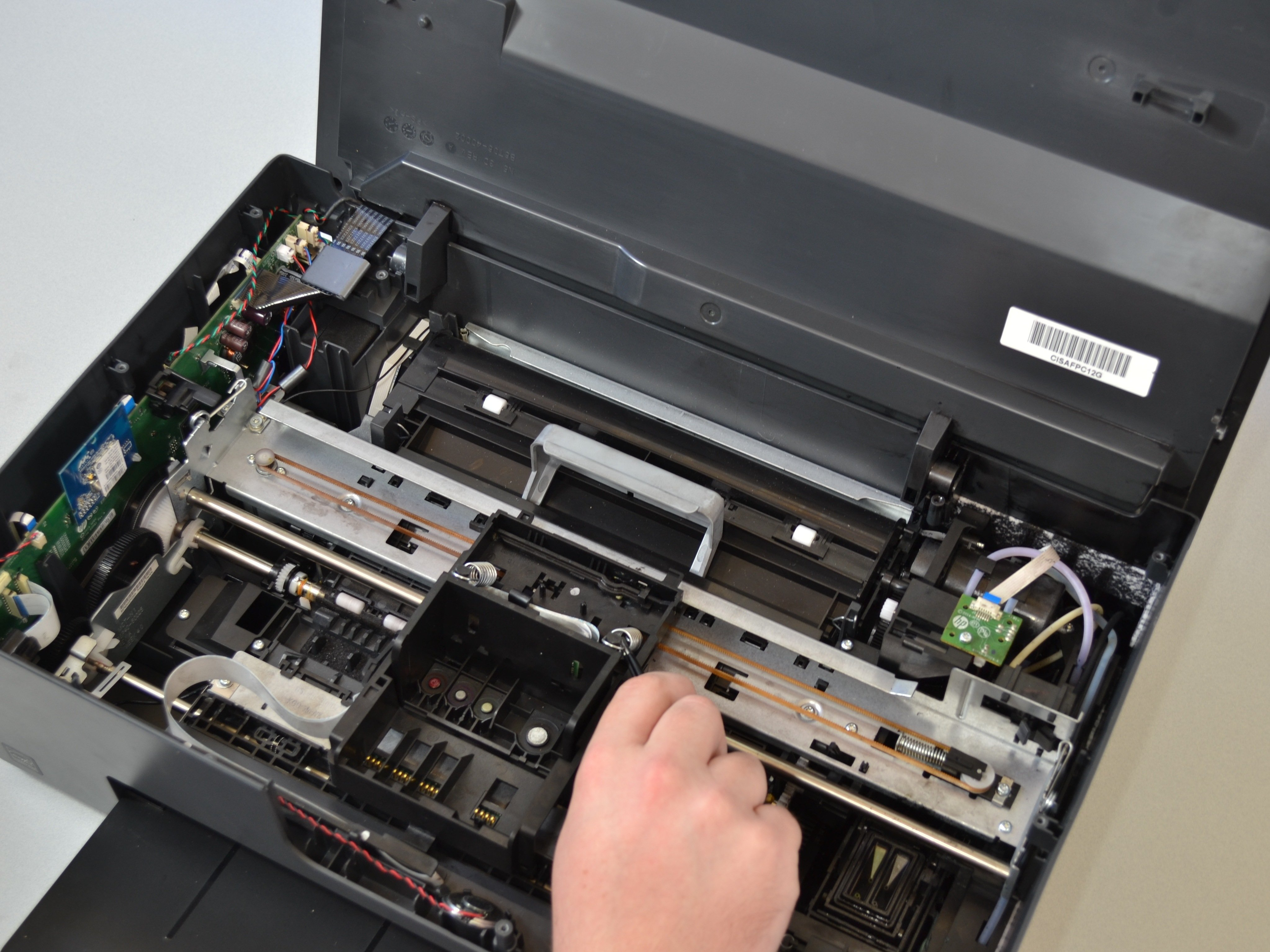 Hp Officejet Pro 6835 Printhead Replacement Ifixit
