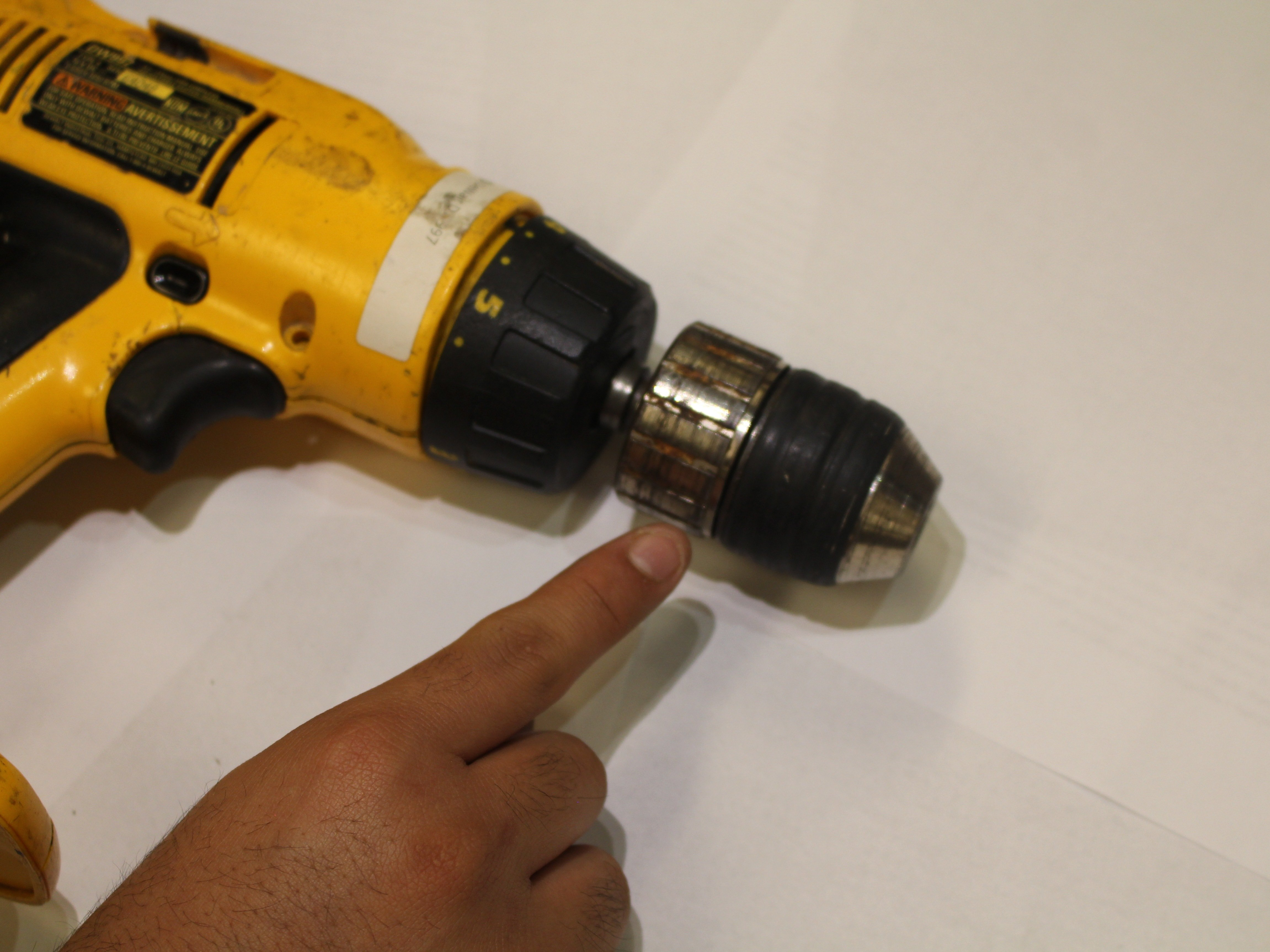 Drill Chuck Repair Guide