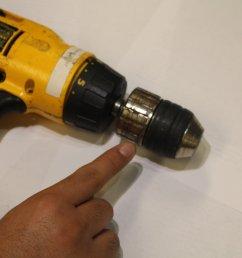 dewalt dw997 drill chuck replacement [ 4604 x 3453 Pixel ]