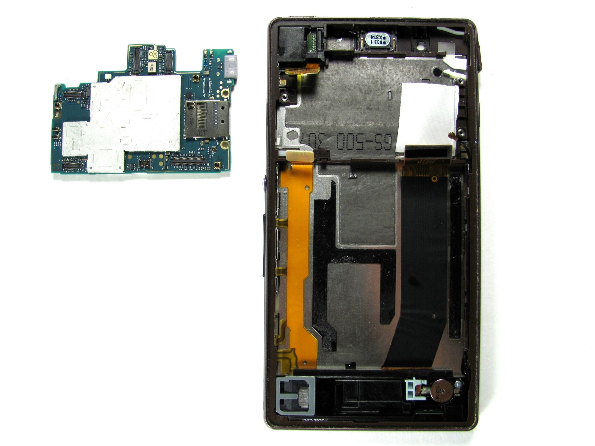 hight resolution of motherboard sony xperia z ifixit motherboard sony xperia c circuit diagram