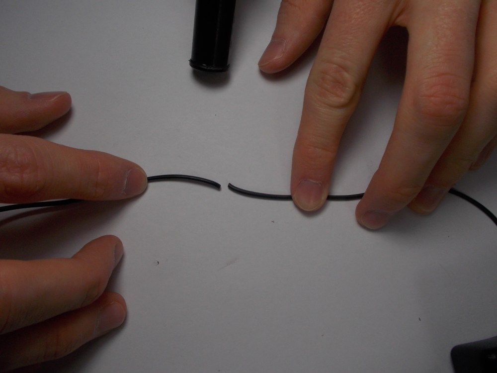 medium resolution of how to repair wires on axess spbt1031