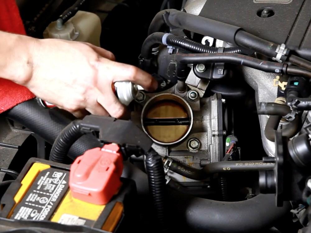 medium resolution of 2003 2007 honda accord mass air flow sensor cleaning
