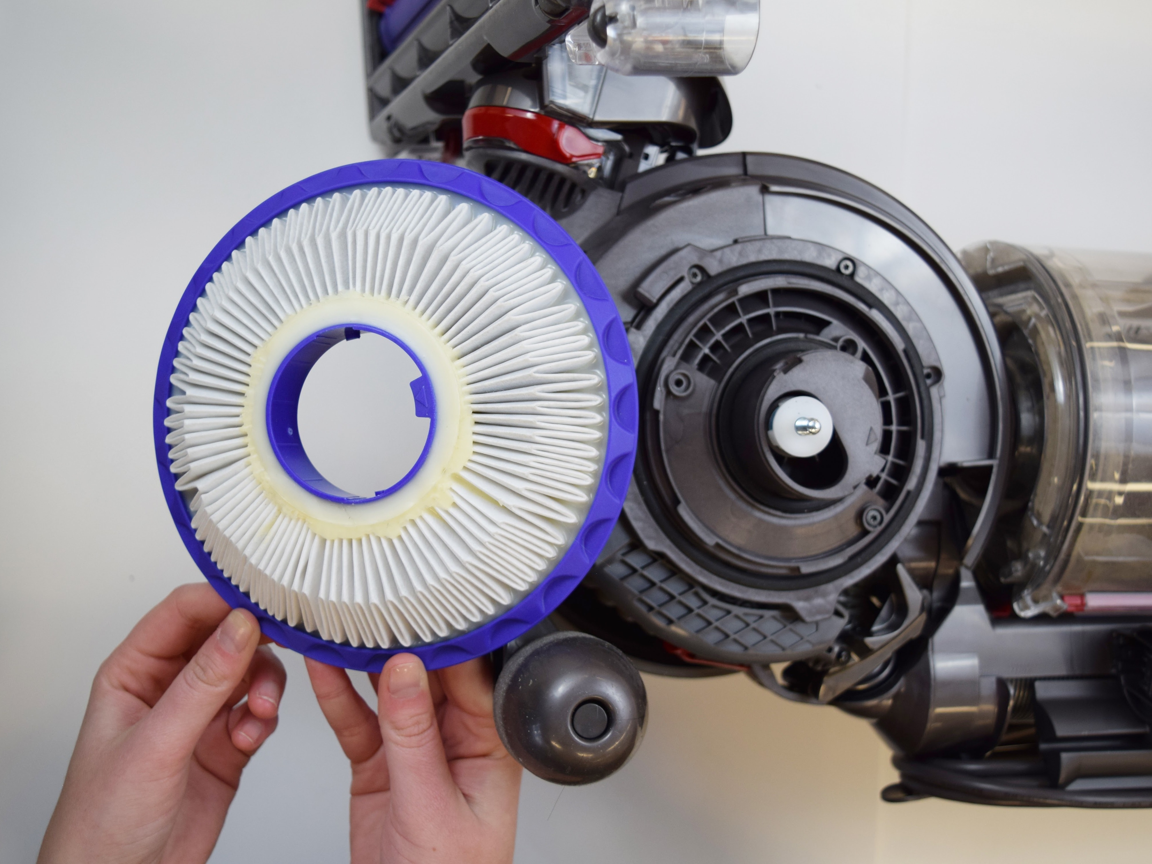 Dyson Ball Multi Floor Upright Side Filter Replacement