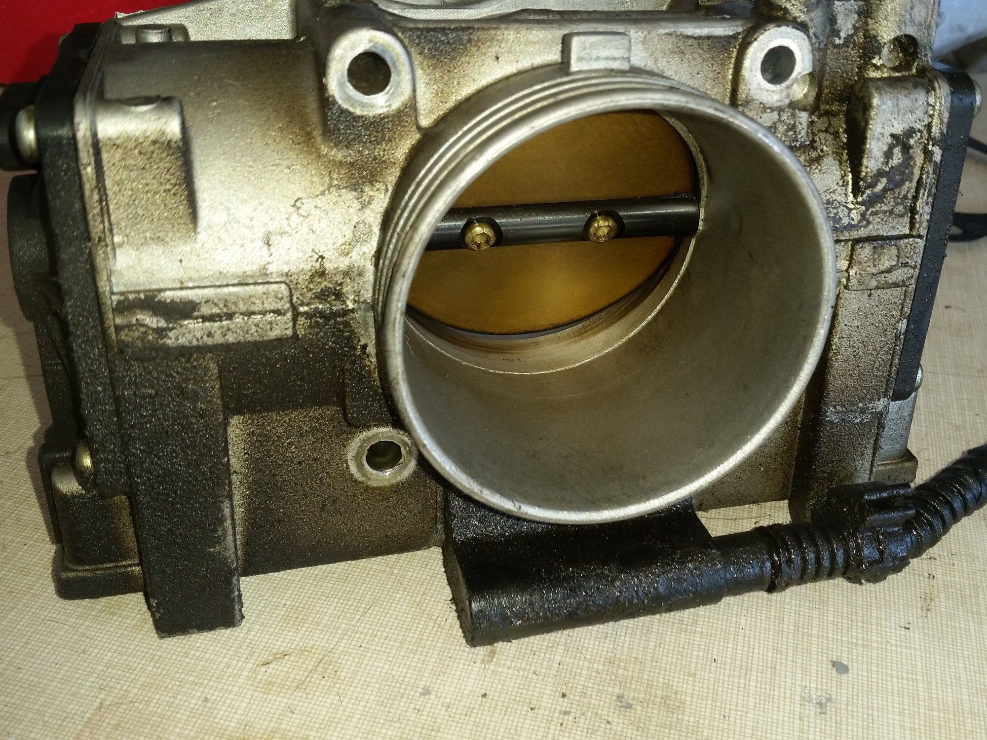 hight resolution of volvo throttle body fix