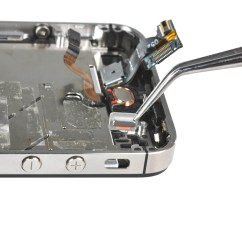 Iphone 4 Disassembly Diagram Denso Mini Alternator Wiring Verizon Silent Switch Replacement Ifixit Repair