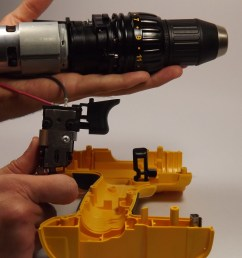 dewalt dc970 motor replacement [ 4288 x 3216 Pixel ]