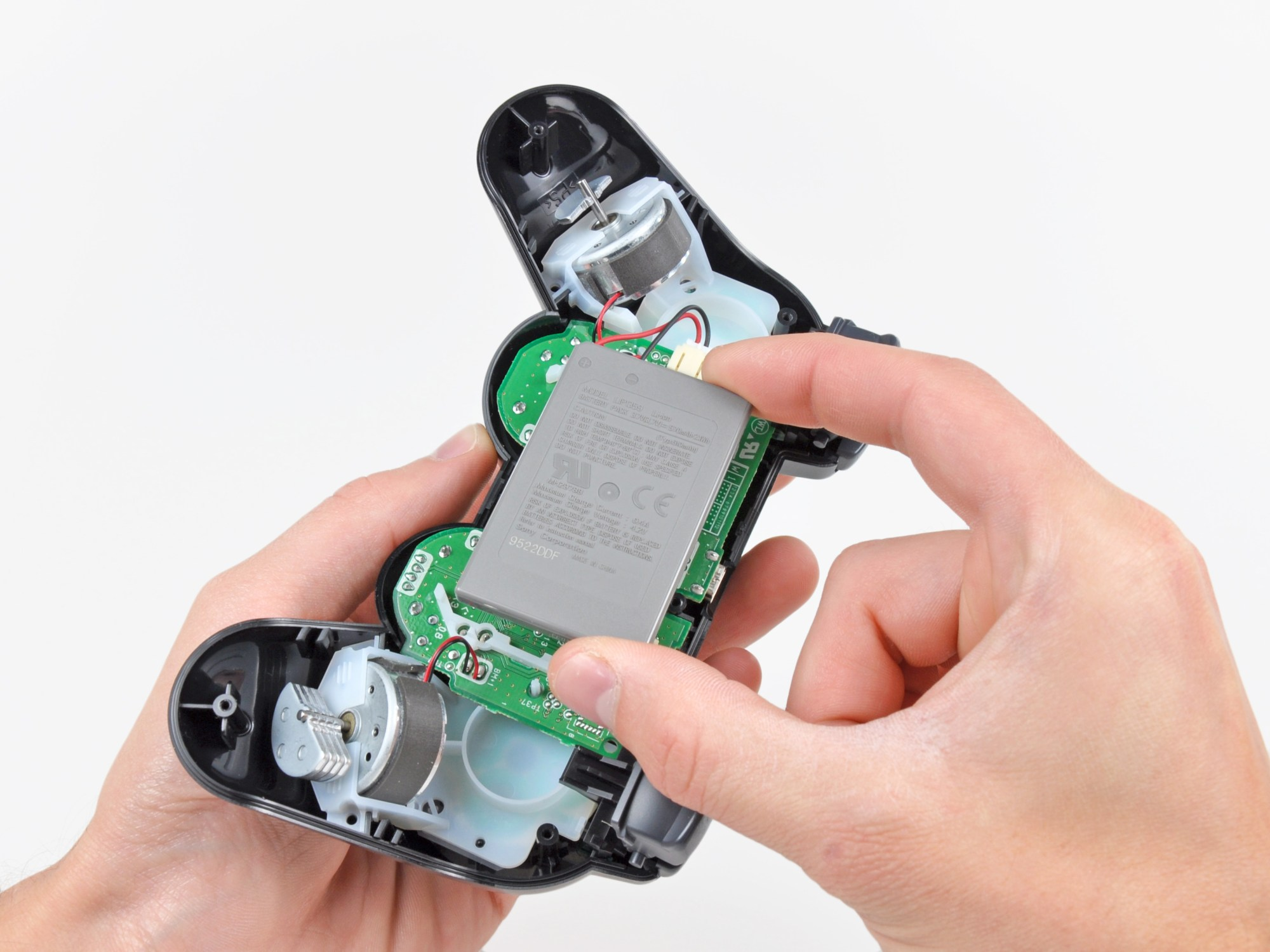 hight resolution of dualshock 3 battery replacement