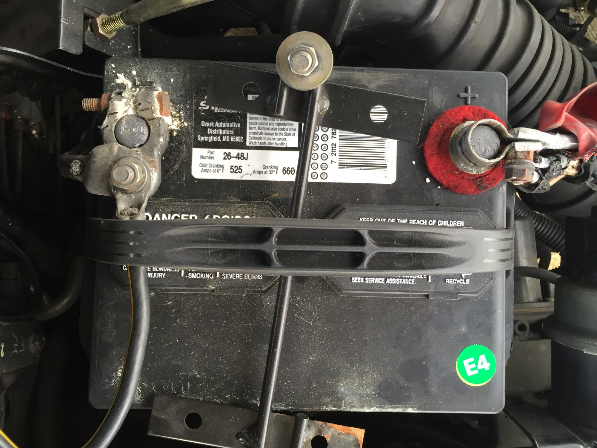 hight resolution of chevy battery cable wiring