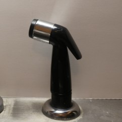 How To Repair Kitchen Faucet Knife Holder A Broken Pull Out Spray Head