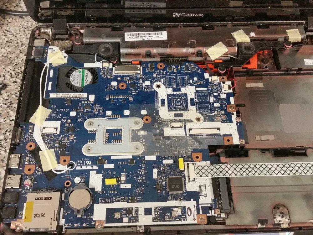 medium resolution of gateway motherboard wiring diagram