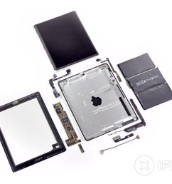 ipad 2 logic board diagram [ 3360 x 2520 Pixel ]