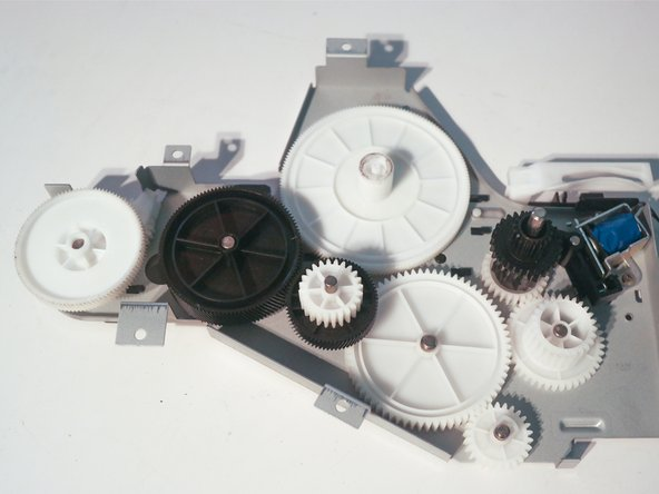 Hp Laserjet 1160 Or 1320 Main Gear Assembly And Pickup