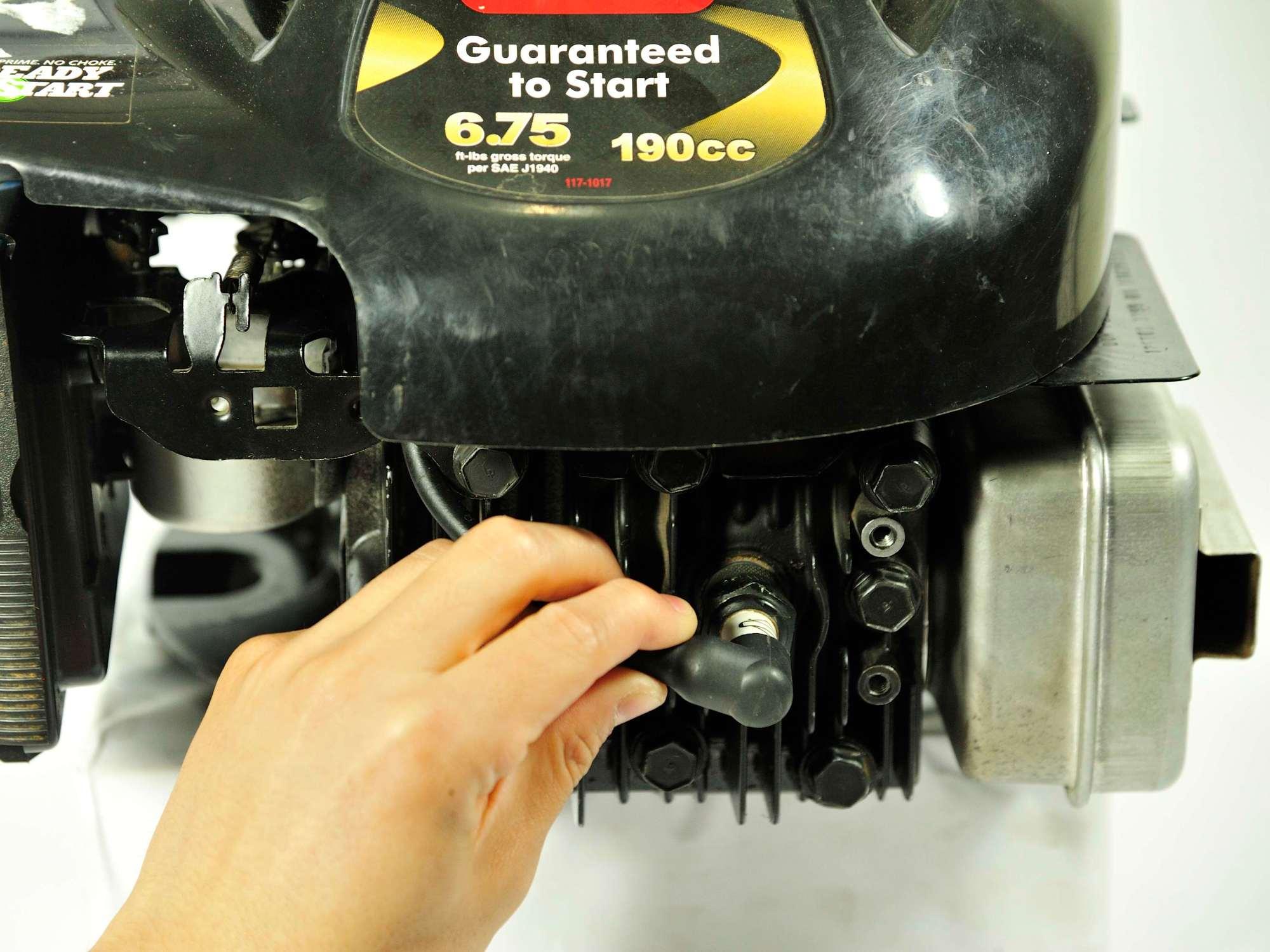 hight resolution of spark plug