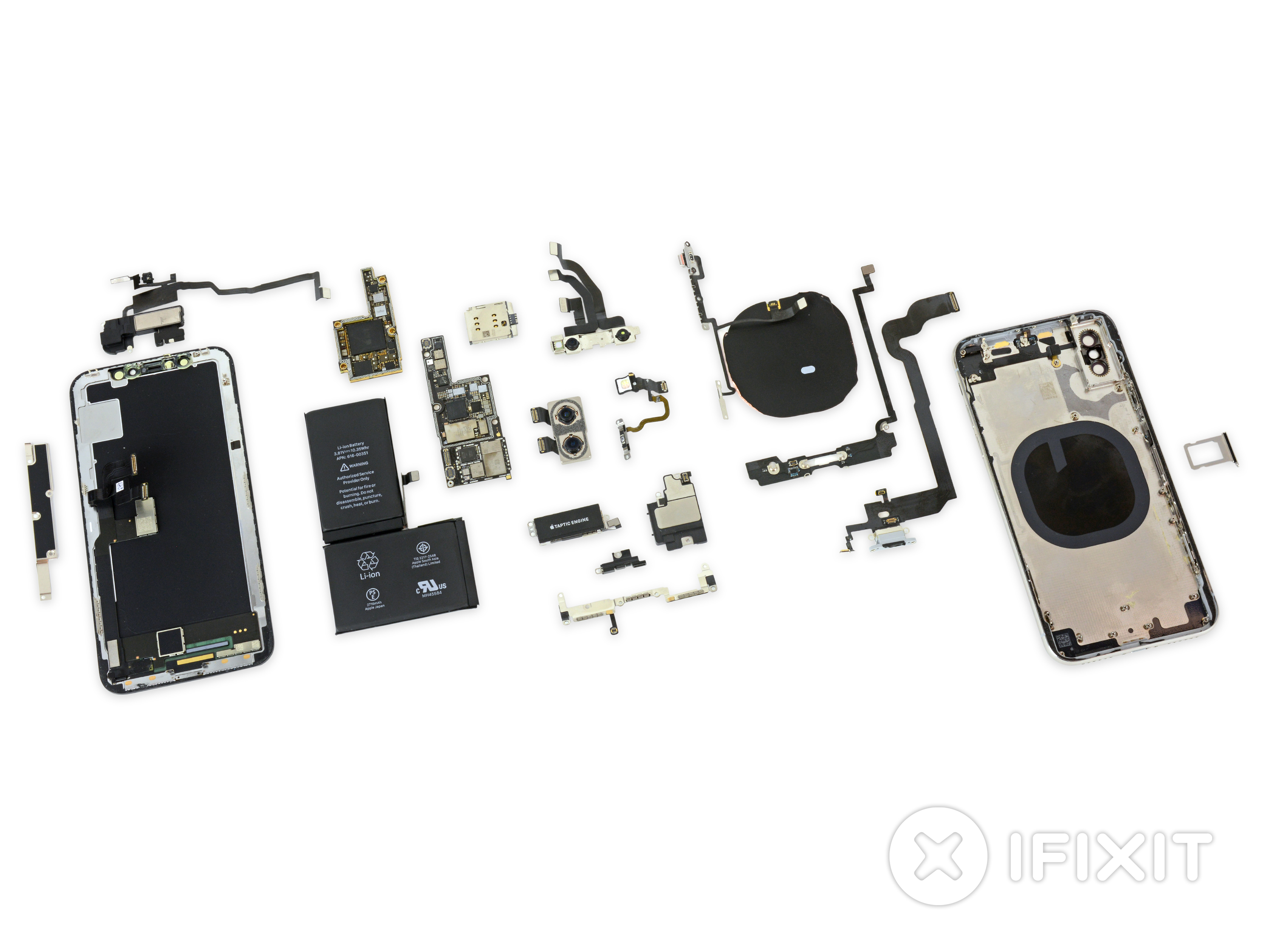 iphone 4 disassembly diagram double bubble x teardown ifixit