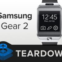 The Galaxy Gear 2, while small, is easy to repair, iFixit teardown reveals
