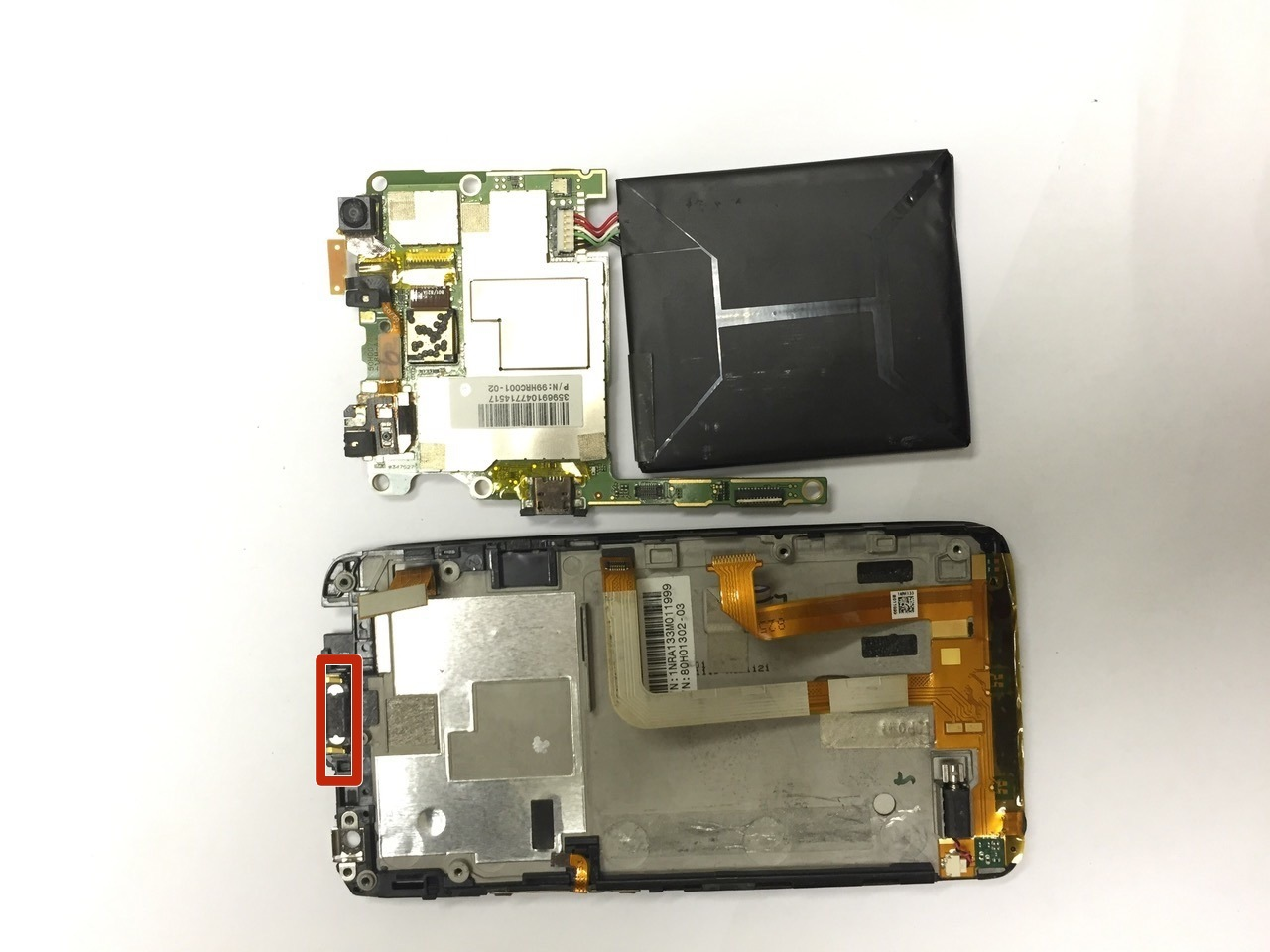 hight resolution of htc one x circuit diagram