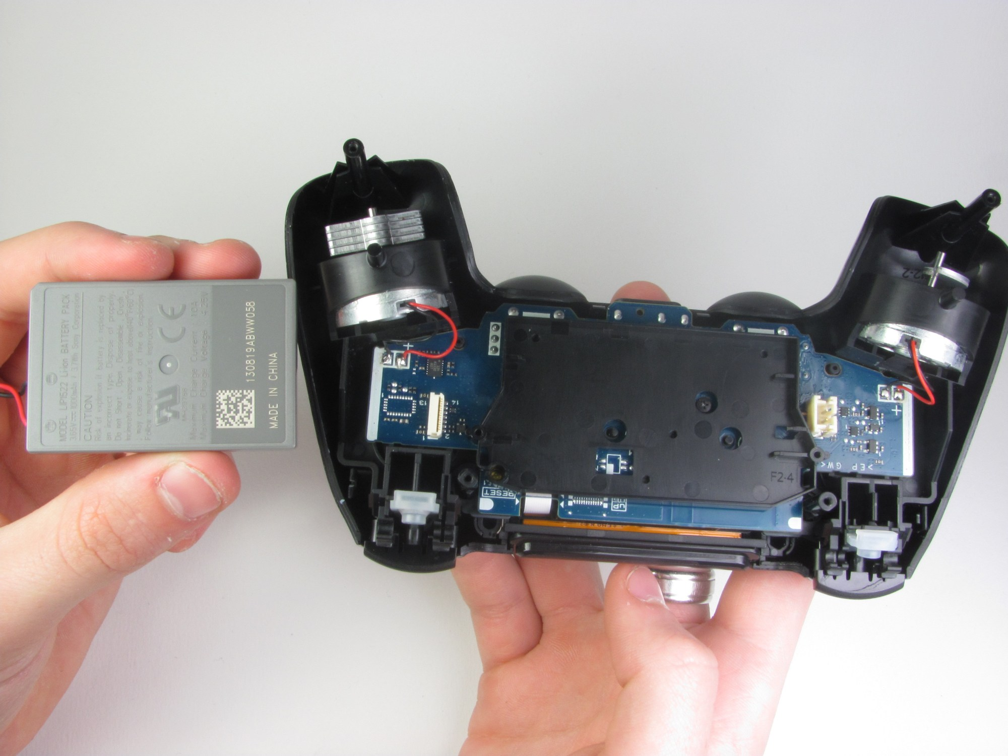 hight resolution of dualshock 4 battery replacement
