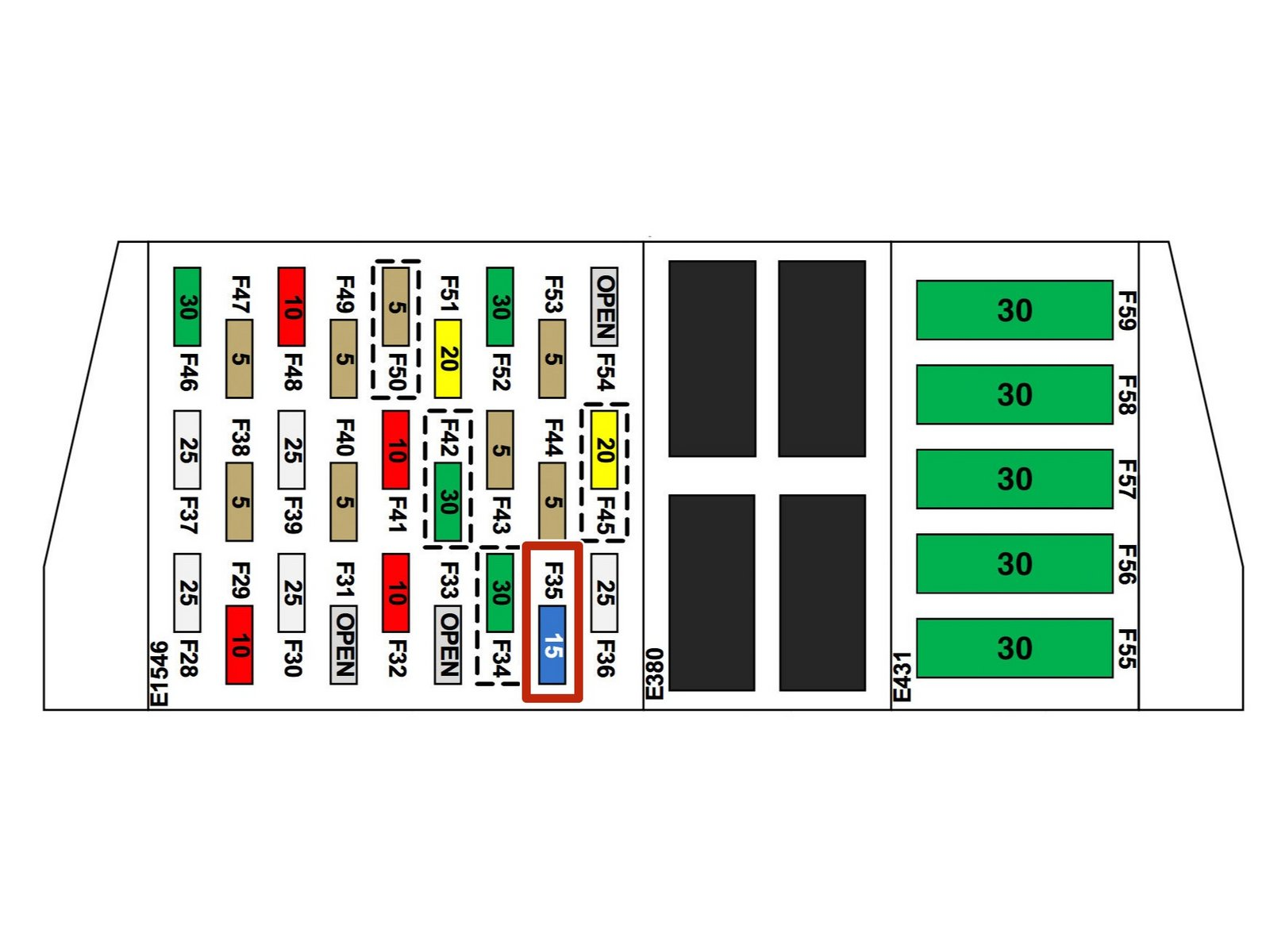 hight resolution of pull type fuse box my wiring diagram pull type fuse box