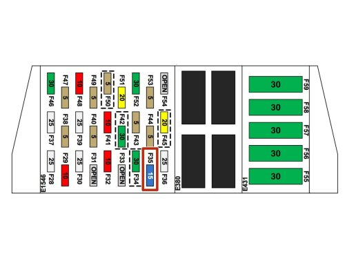 small resolution of pull type fuse box my wiring diagram pull type fuse box