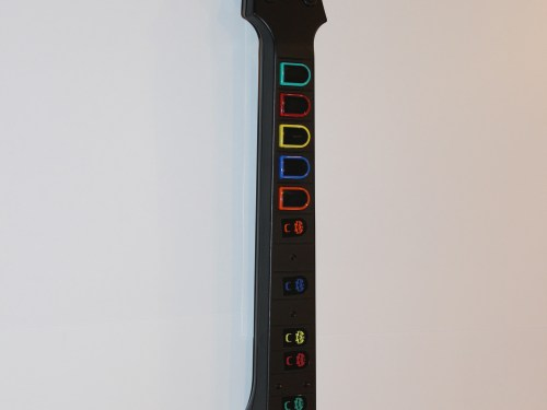 small resolution of fret buttons