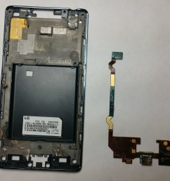 lg optimus l9 p769 micro usb port replacement ifixit repair guide [ 3984 x 2988 Pixel ]